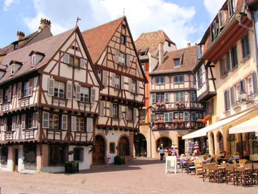Sehensw rdigkeiten in colmar im elsass bersicht Colmar beauty and the beast